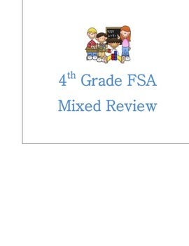 4th Grade FSA Mixed Mathematics Review