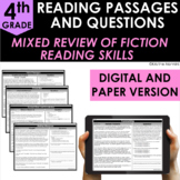 4th Grade Fiction Reading Comprehension - Google Classroom