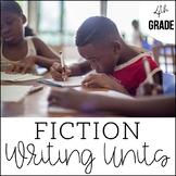 4th Grade Fiction Writing Bundle | Fiction Writing Curricu