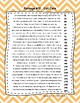 4th Grade Fluency Passages with Comprehension Questions Set B (#11-20)