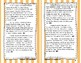 4th Grade Fluency and Retell Books - #9