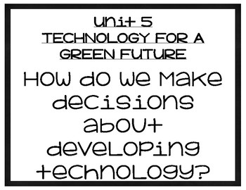 4th Grade Focus Questions for all Units in Benchmark Advance Program
