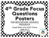 4th Grade Focus Questions for all Units in Benchmark Advan