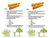 4th Grade Forces and Motion, I CAN, Learning Targets