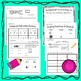 4th Grade Fraction Action Student Activity Pages - Aligned to STAAR and CCSS