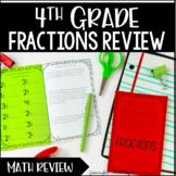 4th Grade Fractions