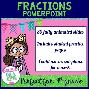4th Grade Fractions