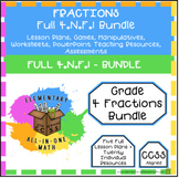 4th Grade Fractions - Complete 4.N.F.1 Bundle (20+ Individual Resources)