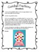 4th Grade Fractions Gumball Machine Activity