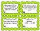 4th Grade Fractions Review Task Cards