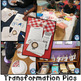 4th Grade Fractions, Room Transformation and Activities