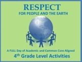 Respect - Common Core Aligned Full Day For Your Sub