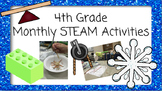 4th Grade GPS Science/Social Studies STEAM Challenges