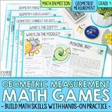 4th Grade Geometric Measurement Math Games   Hands-On Lear