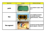 4th Grade Geometry Attribute Cards