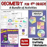 Geometry Bundle for 4th Grade