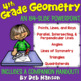 Geometry Bundle for 4th Grade