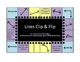 4th Grade Geometry Clip & Flip Boards (self checking)