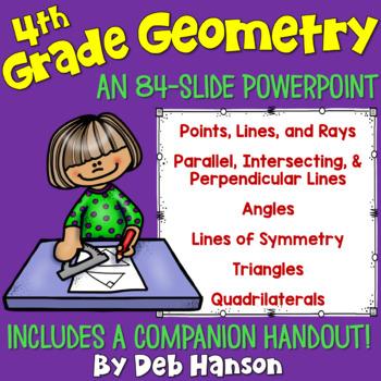 4th Grade Geometry PowerPoint