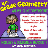 4th Grade Geometry PowerPoint