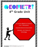 4th Grade Geometry Unit