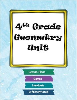 4th Grade Geometry Unit