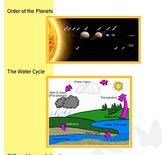 4th Grade Georgia GA Milestones Science SC Study Guide