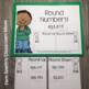 4th Grade Go Math 1.4 Round Numbers Center Games