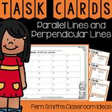 4th Grade Go Math 10.3 Parallel Lines and Perpendicular Li