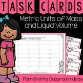 4th Grade Go Math 12.7 Metric Units of Mass and Liquid Vol