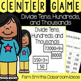 4th Grade Go Math 4.4 Divide Tens, Hundreds, and Thousands