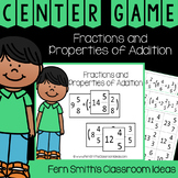 4th Grade Go Math 7.9 Fractions and Properties of Addition