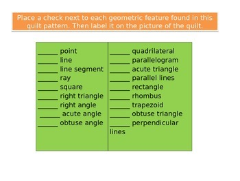 4th  Grade  Chapter 10  Math Performance task