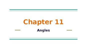 4th Grade Go Math- Chapter 11 Powerpoint