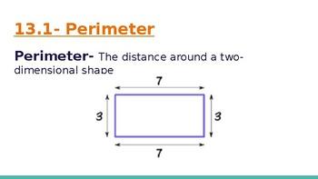 4th Grade Go Math- Chapter 13 Powerpoint