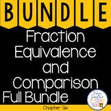 4th Grade Go Math Chapter 6 Fraction Equivalence & Compari