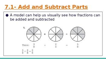 4th Grade Go Math- Chapter 7 Powerpoint