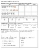 4th Grade Go Math- Chapter 9 Classwork/Homework