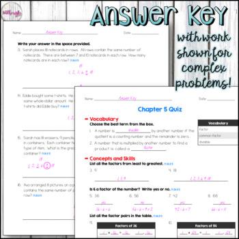Go Math Grade 4 Answer Key Chapter 5