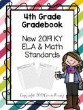 4th Grade Gradebook - 2019 KY Standards