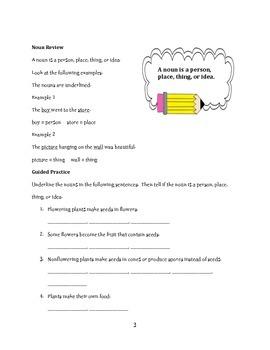4th Grade Core Language, Grammar, and Vocabulary Skills
