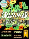 4th Grade Grammar Grab Bag