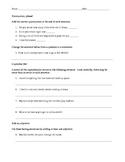 4th Grade Grammar Review