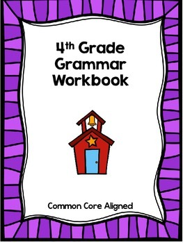 4th Grade Grammar Workbook