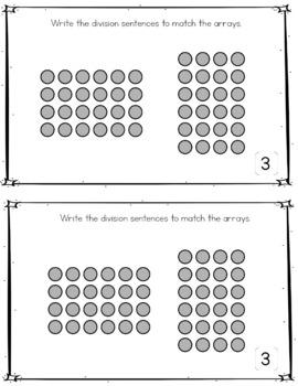 4th Grade Guided Math - Division