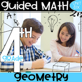 4th Grade Guided Math - Geometry