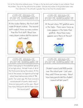 4th Grade Guided Math - Multiplication