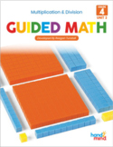 4th Grade Guided Math Multiplication and Division