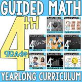 4th Grade Guided Math Yearlong Curriculum
