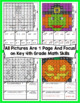 4th Grade Halloween Math Mystery Pictures